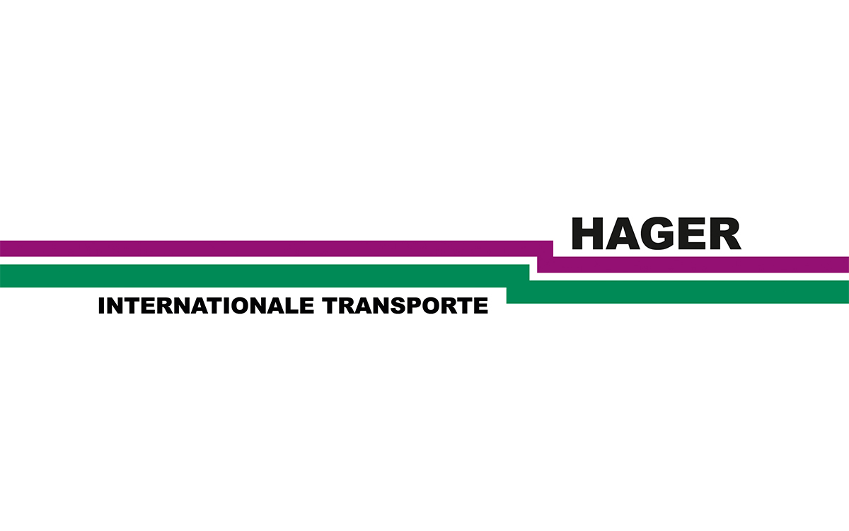 HAGER Internationale Transporte - Logo